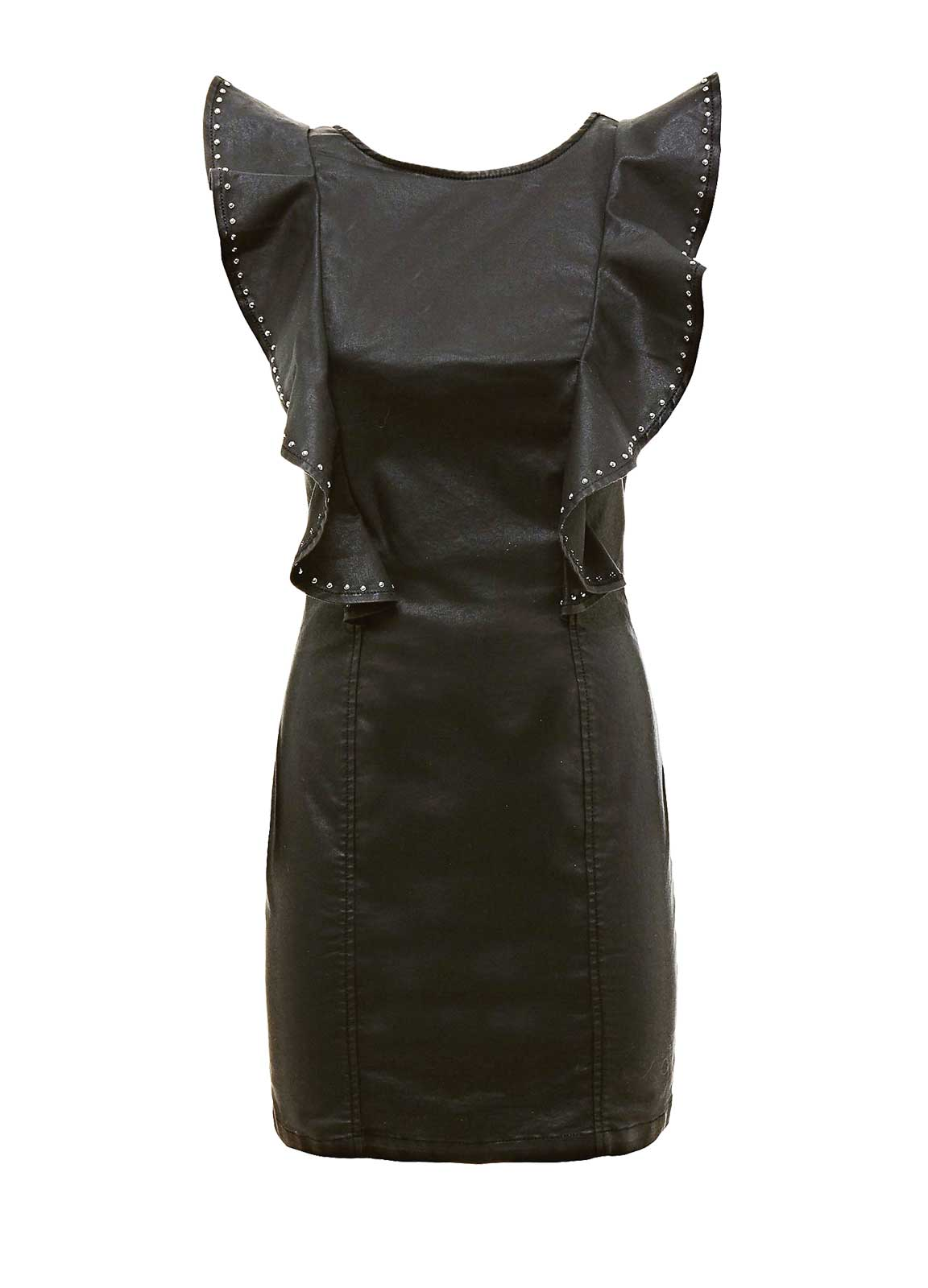 495.229 Guess Minikleid mit Nieten schwarz