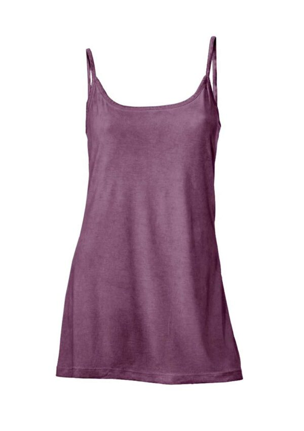 011.916a LINEA TESINI Damen Designer-Shirt+Top Beere