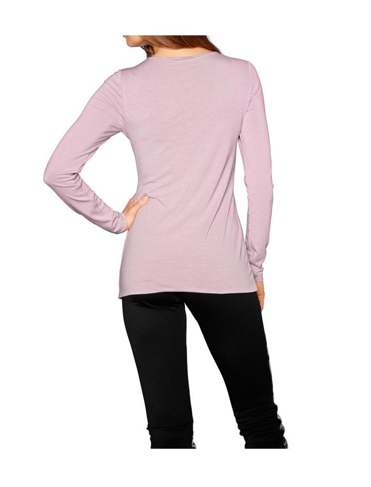 066.497 CLASS INTERNATIONAL Damen-Bodyforming-Shirt Altrose