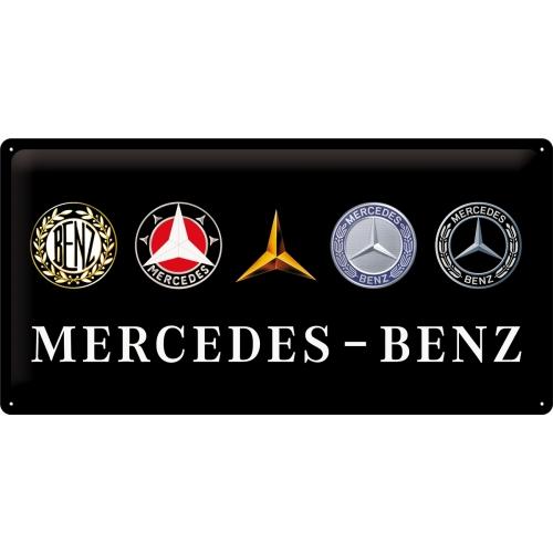 Mercedes-Benz - Logo Evolution
