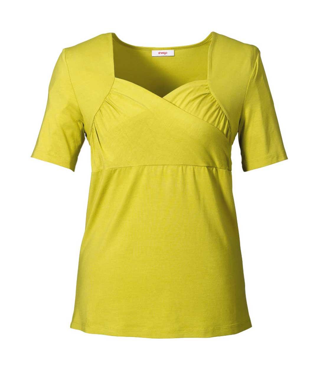 524.808 SHEEGO Damen-Shirt Kiwi