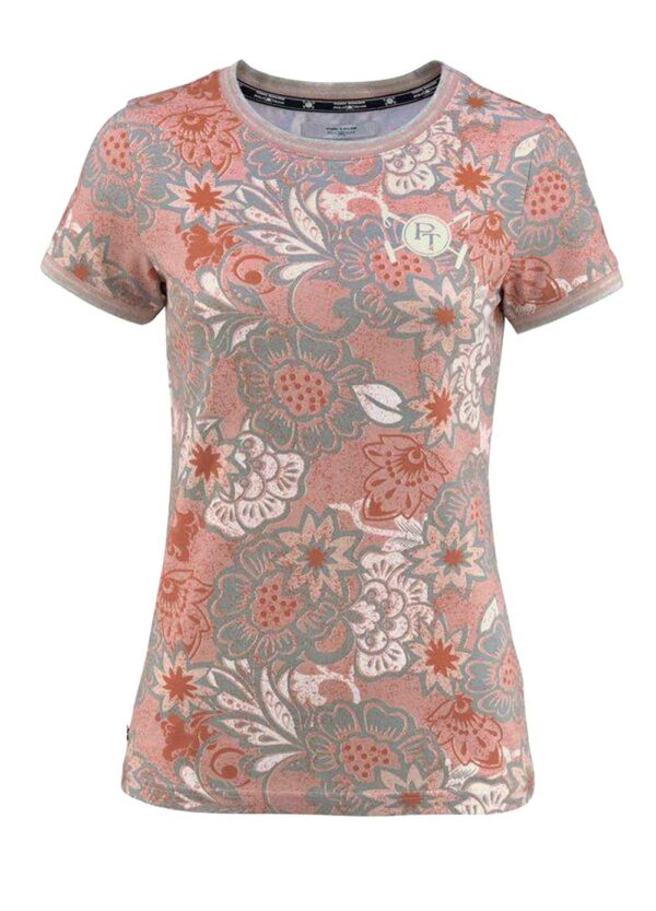 655.369a TOM TAILOR Damen-Shirt Bunt