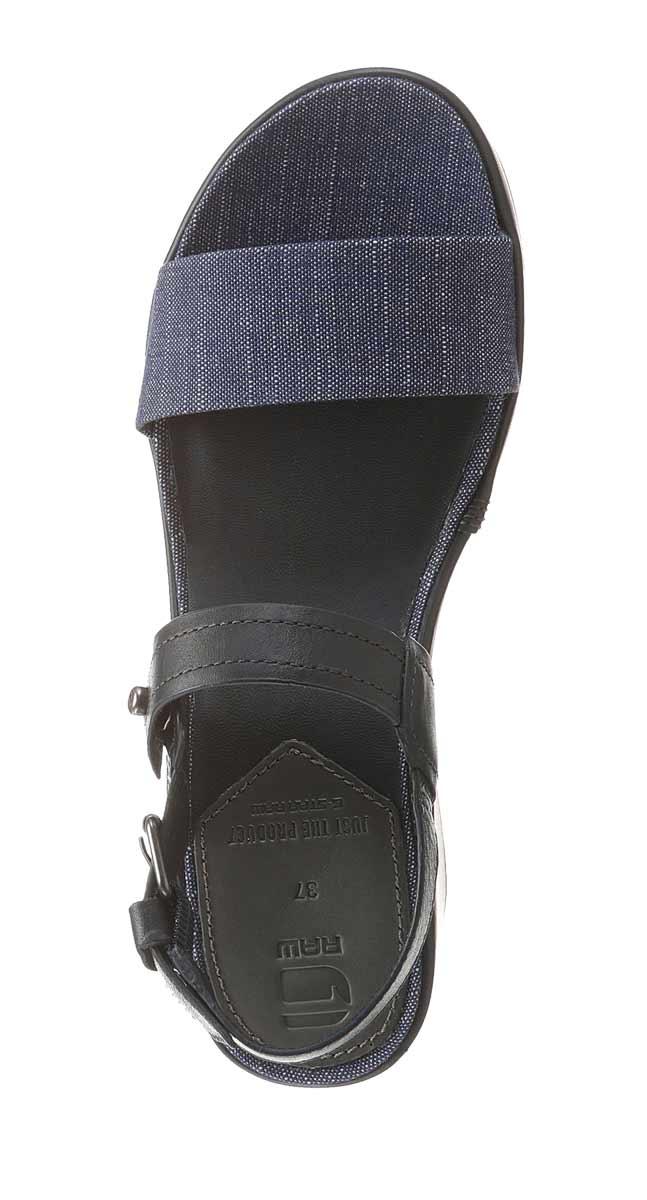 270.885 Sandalette, dunkelblau von G-STAR RAW Grösse 40