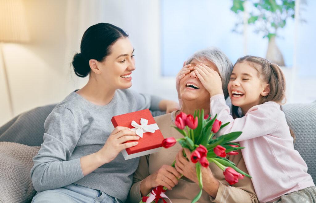 Fotogeschenke: das perfekte Muttertagsgeschenk