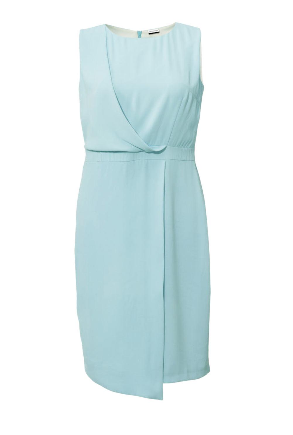 business kleider für damen GUIDO MARIA KRETSCHMER Damen Designer-Etuikleid Mint 081.218 Missforty