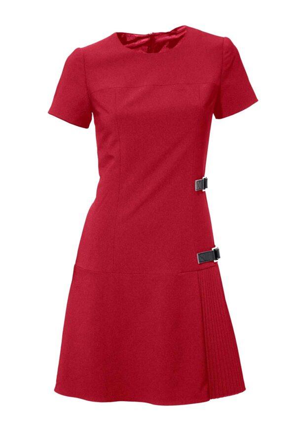 business kleider für damen RICK CARDONA Damen Designer-Etuikleid Rot 095.367 Missforty