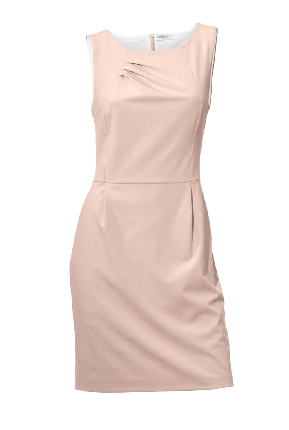 business kleider für damen CLASS INTERNATIONAL Damen-Optimizer-Etuikleid Rosé 108.445 Missforty