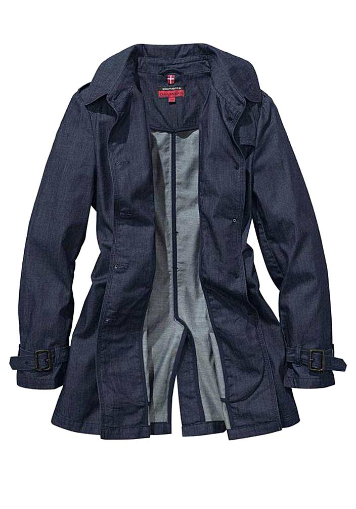 Damenmäntel Frühjahr 2021 Jeans Trenchcoat Damen Jeansmantel Kurzmantel Damen Frühjahr Sommermantel 44 312.694 Missforty