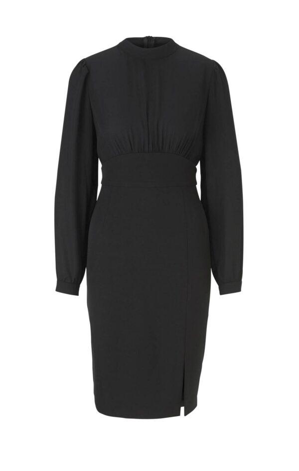 business kleider für damen HEINE Damen Designer-Etuikleid Schwarz 718.276 Missforty