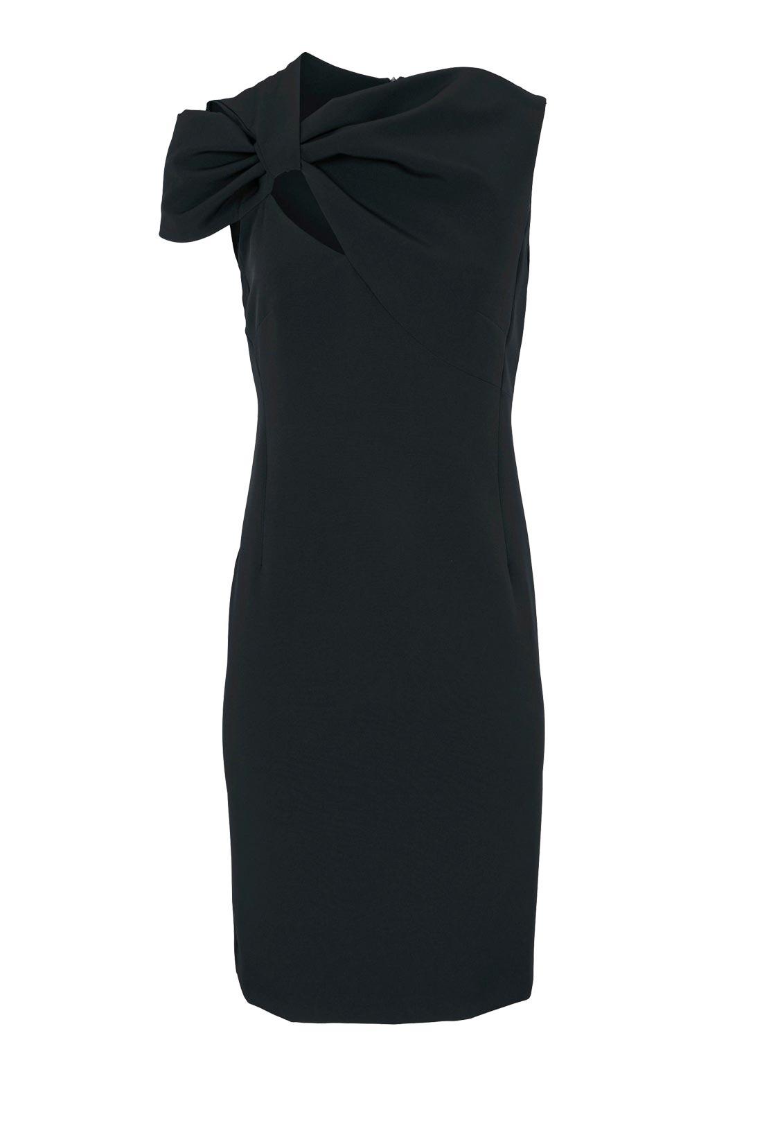 business kleider für damen Heine Etuikleid schwarz 722.744 Missforty