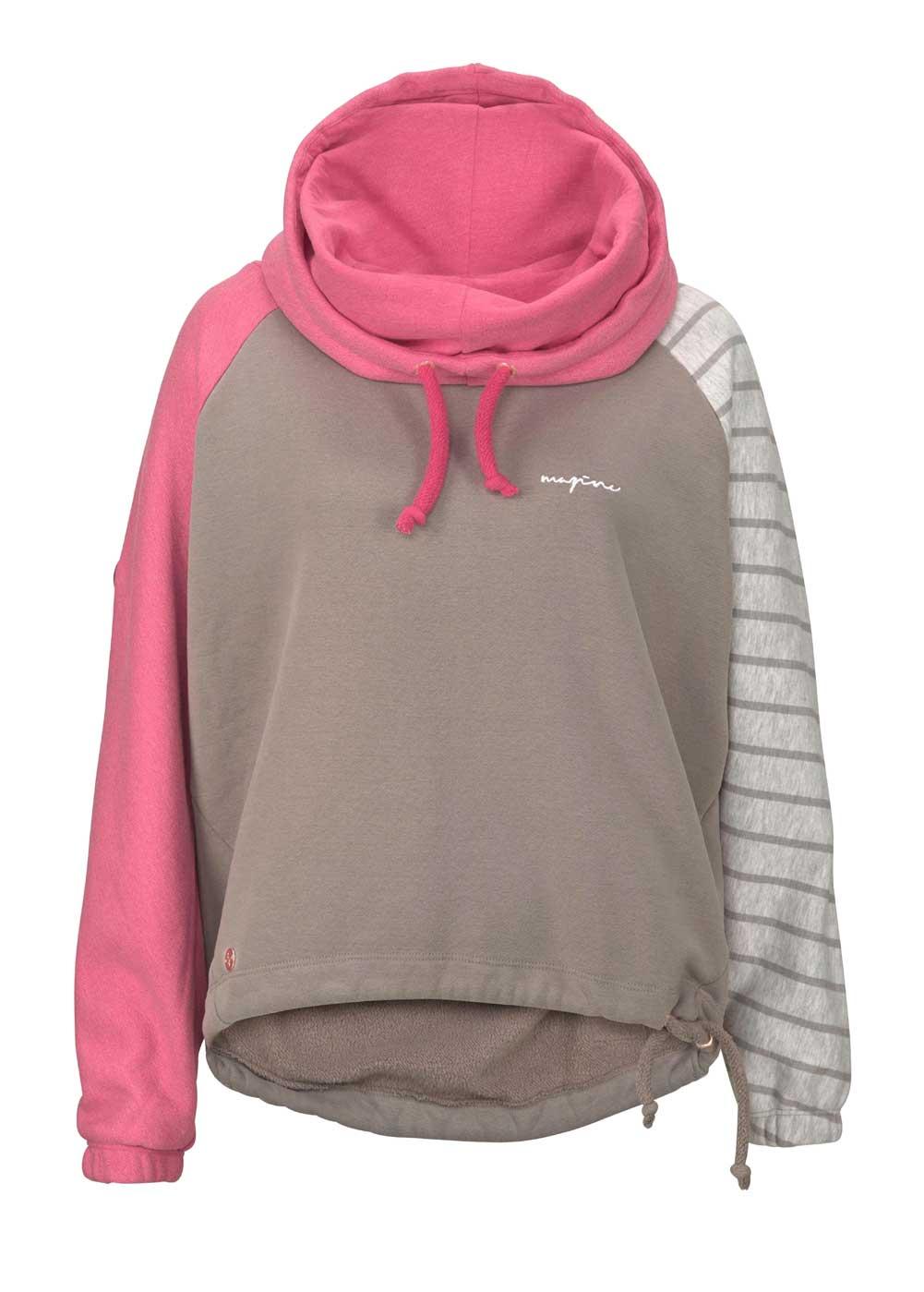 t shirts ohne ärmel Sweatshirt, pink-taupe von Mazine Grösse XS 765.386 Missforty