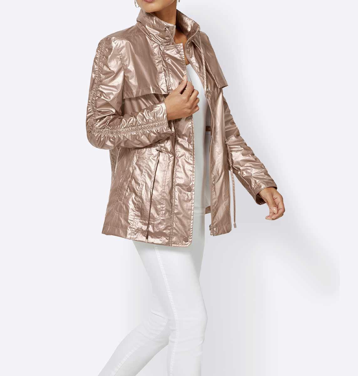 jacken auf rechnung bestellen als neukunde Witt Weiden Damen Jacke Frühlingsjacke Übergangsjacke Angebot große Größen 777.414 MISSFORTY
