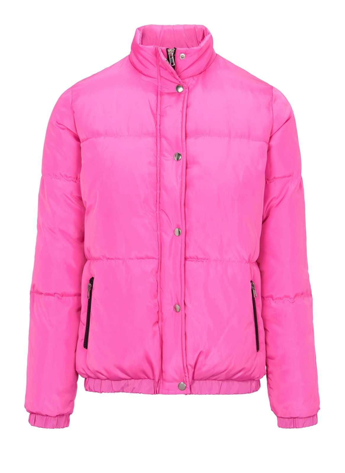 jacken auf rechnung bestellen als neukunde HEINE Damen Designer-Outdoor-Steppjacke Pink 987.049 MISSFORTY