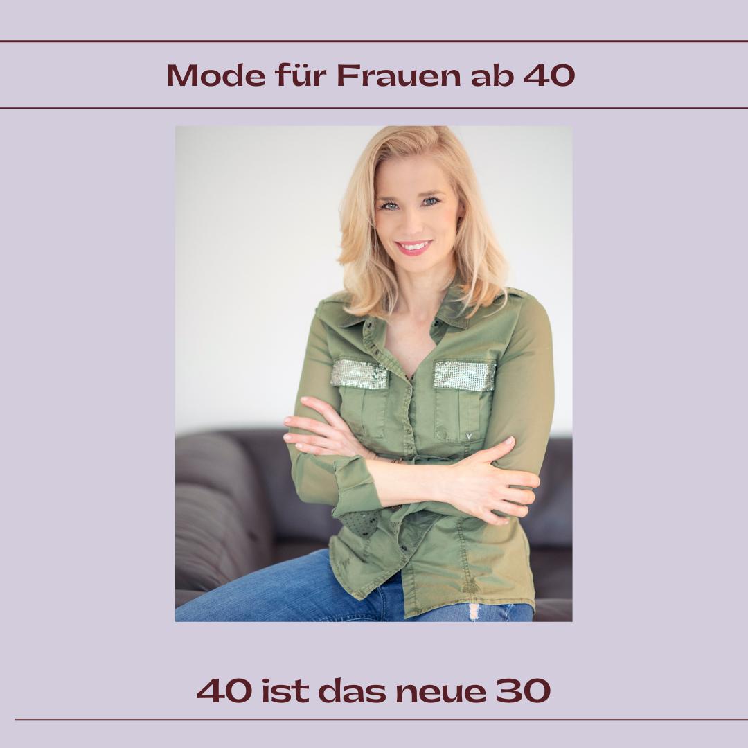 Mode für Frauen ab 40