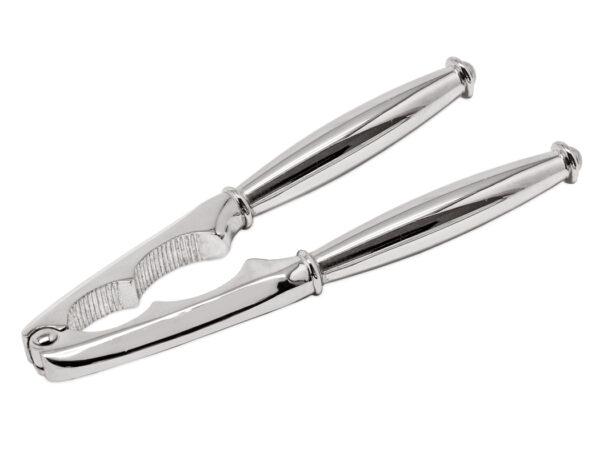 nützliche geschenke für männer Nussknacker Carlton, klassische Form, edel versilbert, Länge 17 cm 1337 Missforty