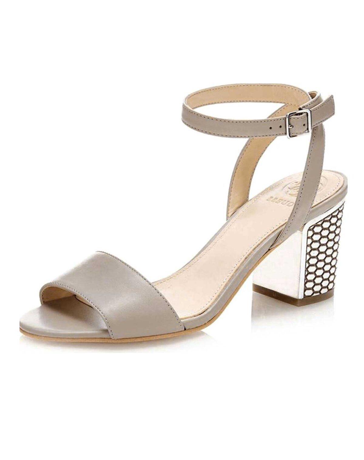 Guess High Heels, taupegrau 179.854 Missforty