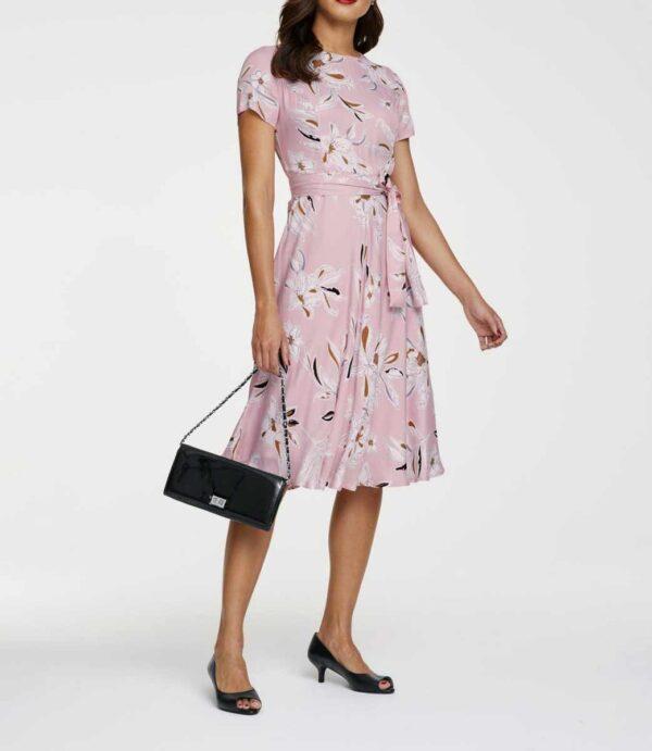 wadenlange kleider für besondere anlässe Heine Kleid, rosa 307.949 missforty