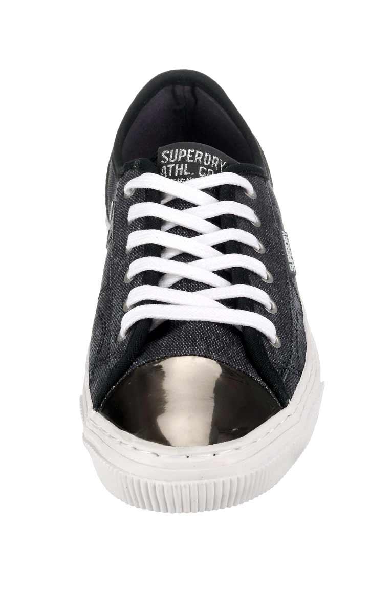 bequeme Schuhe Sneaker, silber von Superdry 513.726 Missforty.