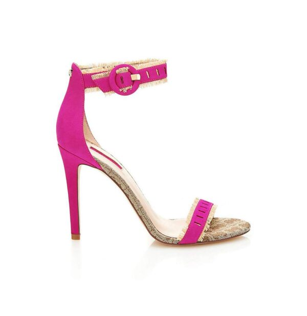 Guess High Heels, pink 522.824 Missforty
