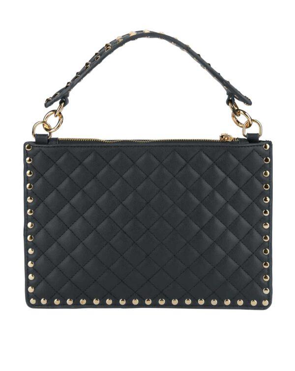 Sweet Deluxe Tasche mit Nieten, schwarz 562.256 Missforty.de