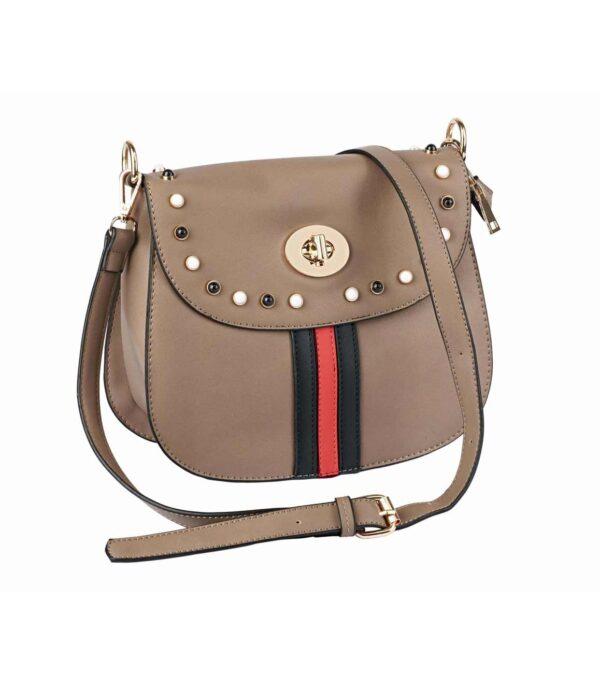 Heine Handtasche, camel 719.365 Missforty.de