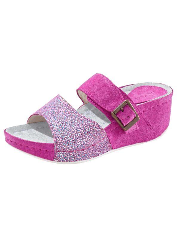 845.273 Dr. Feet Hausschuh, pink
