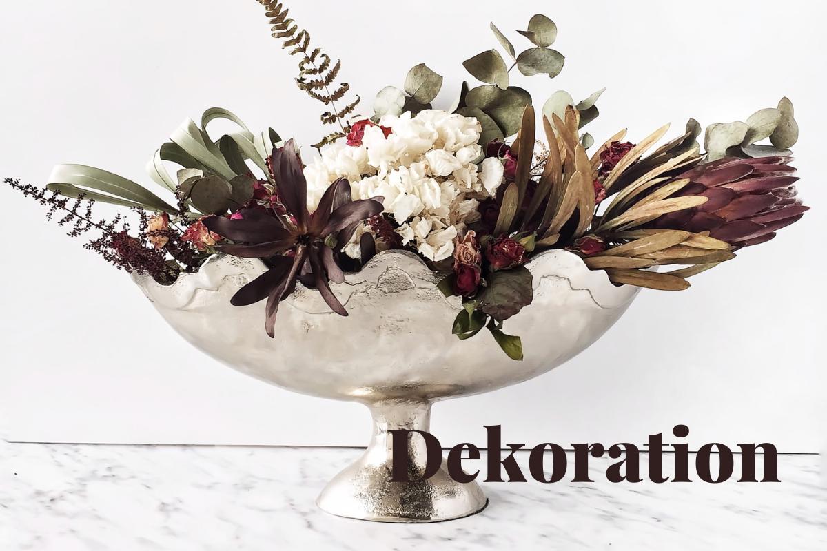 Dekoration auf Rechnung | Missforty