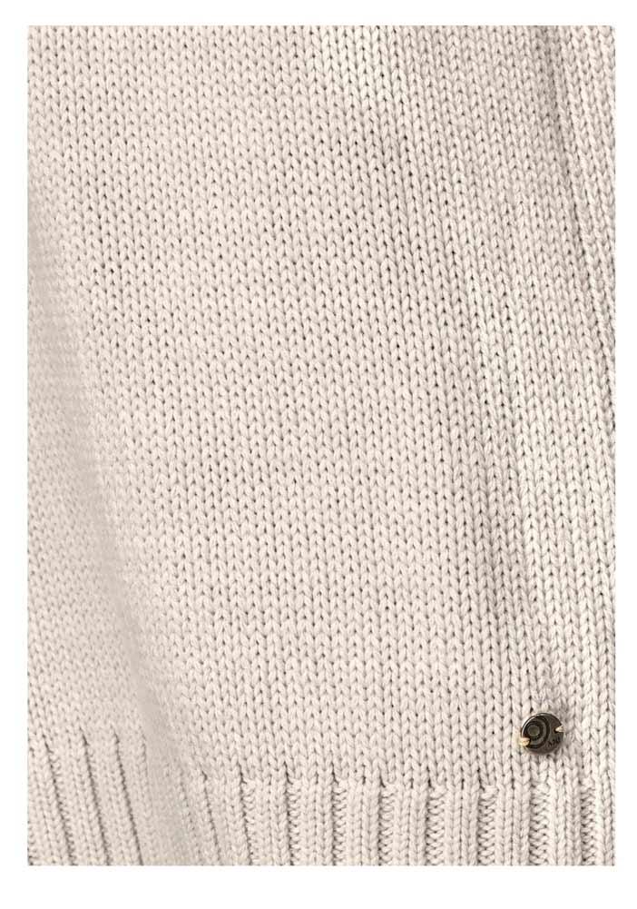 AJC Poncho mit Webpelz beige 328.847 Missforty