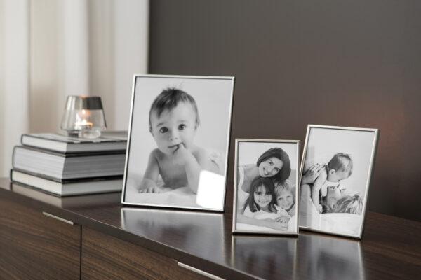 000000012457 Bilderahmen Fotorahmen für 1 Foto 13x18 10x15 Modell RIGO Fink Living