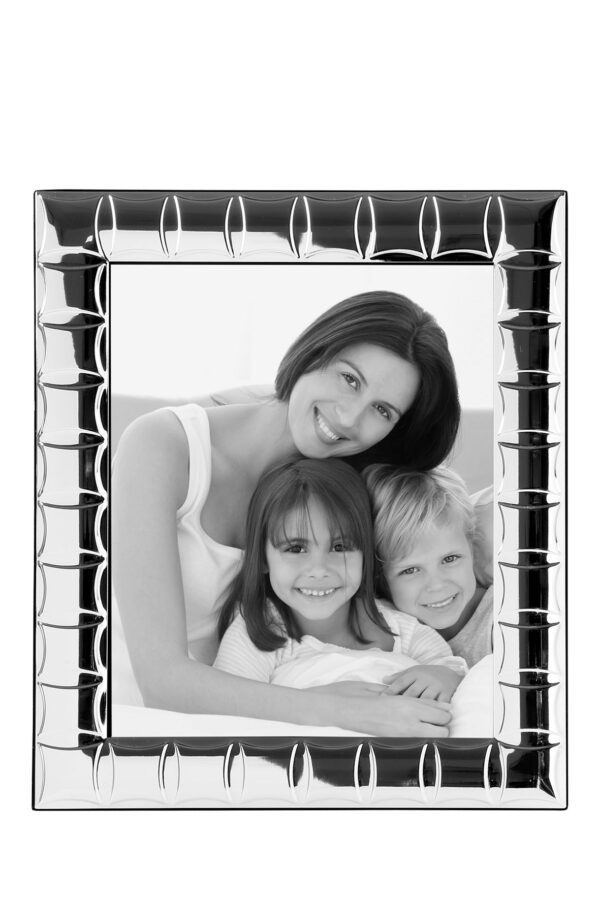 000000012458 Bilderrahmen Fotorahmen silber Rahmen DANA für 1 Foto 20x25 13x18 10x15 von Fink