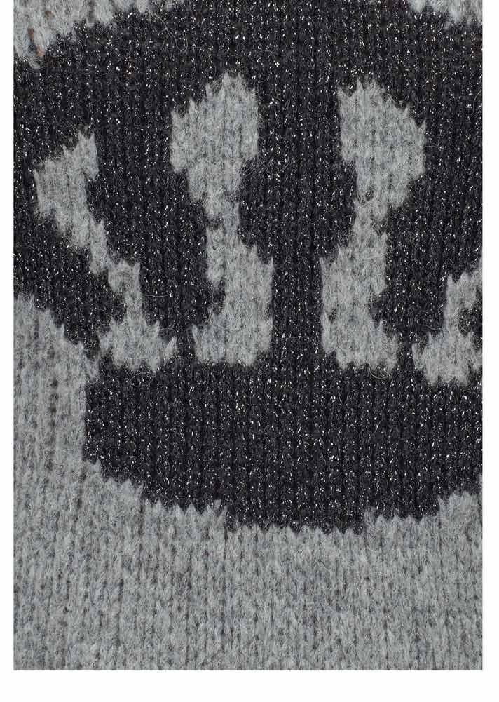 RICH & ROYAL Strickpullover Damen grau 711.251 Missforty Online Shop